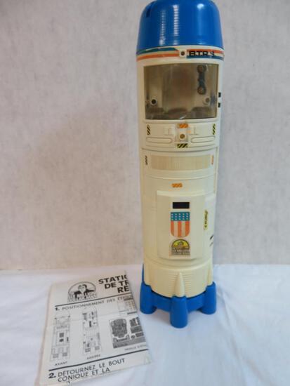 Vintage 1976 Six Million Dollar Man Bionic Repair Station