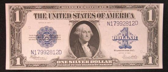 1923 $1 Silver Certificate Large Note