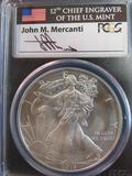 2013 Silver Eagle Dollar First Strike PCGS MS-69