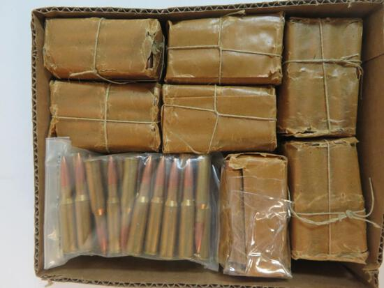 Huge Lot (180 Rds) Russian 7.62 x 54R NOS Factory Fresh Ammo