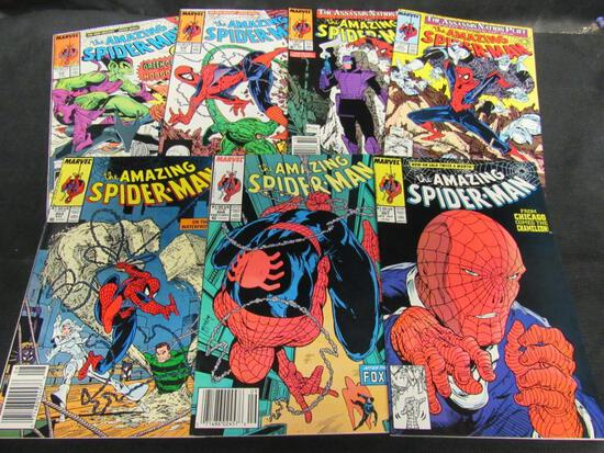 Amazing Spider-Man Todd McFarlane Lot 7 Issues