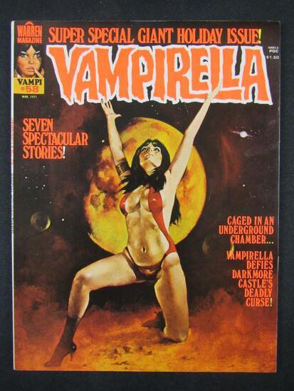 Vampirella #58 (1977, Warren)