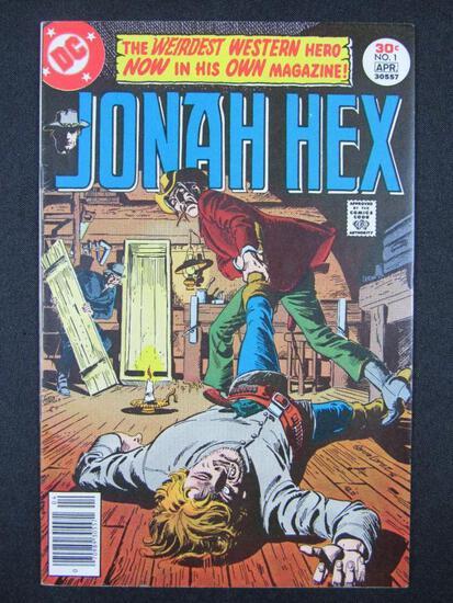 Jonah Hex #1 (1977) Bronze Age DC/ Key 1st Issue