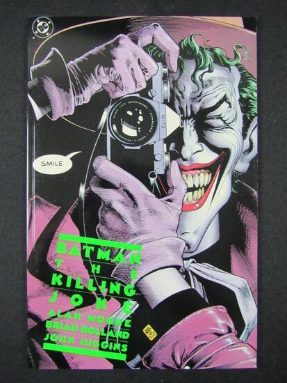 Batman: The Killing Joke (1988) 1st Print/ Key Issue