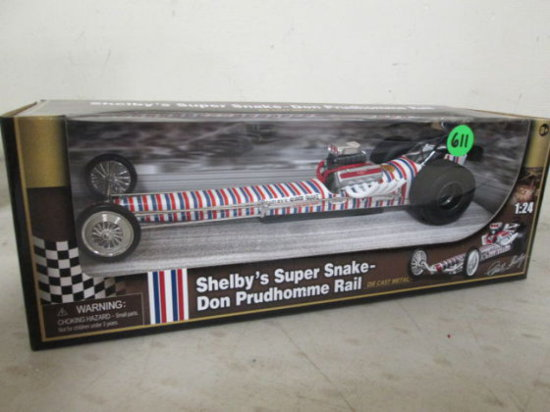 1/24 Die Cast Shelby Super Sna    Auctions Online | Proxibid