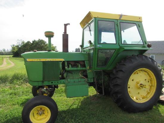 1964 John Deere 4020 Tractor