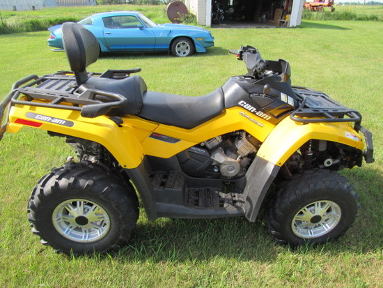 2011 Can-AM Outlander Max XT