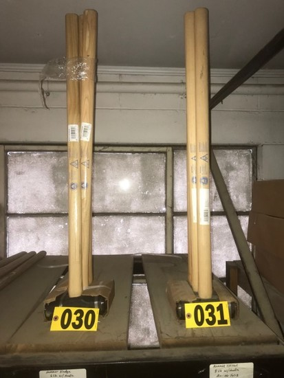 (3) 8lb sledge hammers