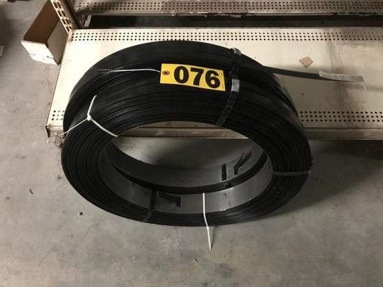 (2) Rolls of steel band