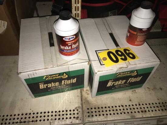 (2) Cases brake fluid