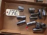 Assorted Williams sockets 1 & 1/8