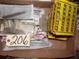 Flexco supplies & steel rivets