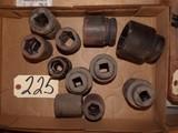 Williams heavy duty sockets 2 1/8