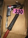 Nail puller & air drill