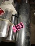 Aluminum pipe/vents