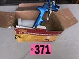2 in 1 paint gun/air paint sprayer
