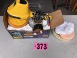 Auto polisher kit