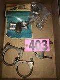 Hardware & lug wheel nuts