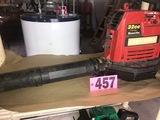 Craftsman gas blower vac
