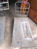 4x2 warehouse cart