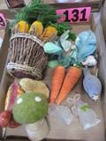 Easter & Rabbit deocrations
