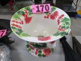 Large ceramic urn