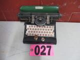 American Flyer child size typewriter tin