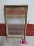 National glass washboard 860