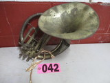 Frenchhorn wall decoration