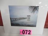 Key West 1998 photo, mattedk, 16in x 14.5in, artist Isabel Culbertson