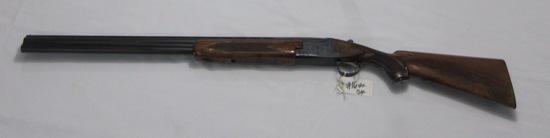 "Winchester 12 GA, model 101, 2 3/4"" over/under double barrel, gold trigge"