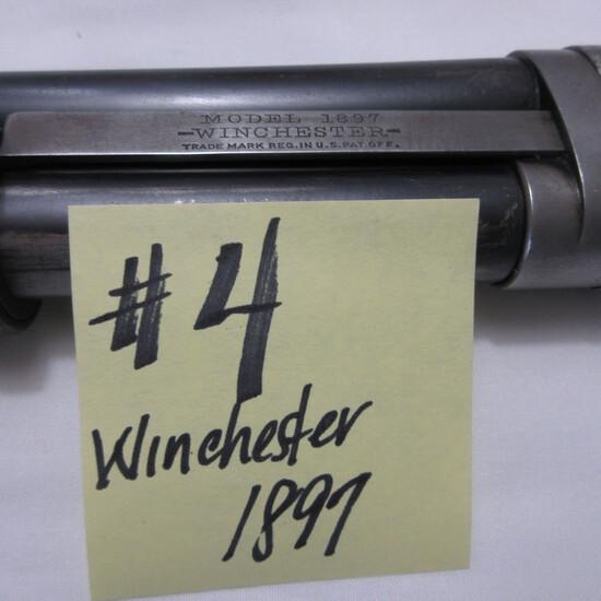 Winchester 1897 16 GA pump