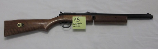 Benjamin Air Rifle, Bolt action, Racine, WI