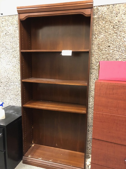 3ft x 7ft Bookcase