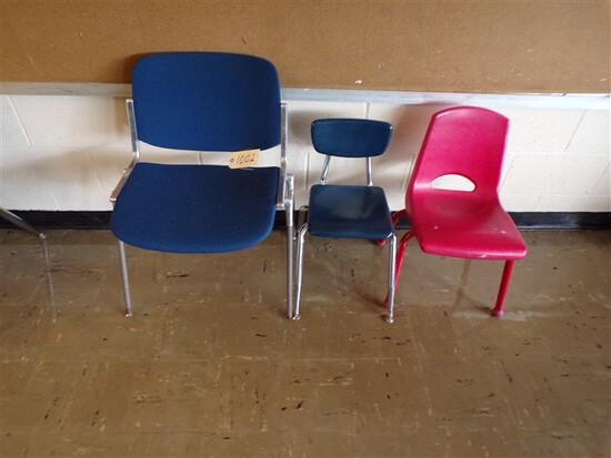 (3) Chairs (rm 1)