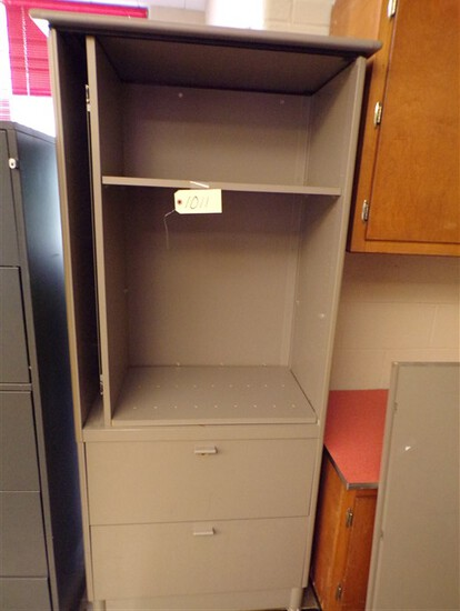 30in x 6ft Storage cabinet (rm 1)