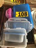 Plastic container  NO SHIPPING