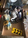 Decorative figures  NO SHIPPING