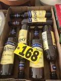 French vanilla syrup bottles  NO SHIPPING