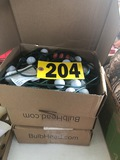 (3) Boxes Christmas lights  NO SHIPPING