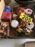 Christmas craft ribbon & more  NO SHIPPING