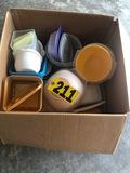 Plastic ware  NO SHIPPING