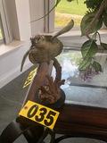 Wyland sea turtle sculpture  - NO SHIPPING NO SHIPPING
