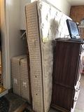 Perfect Night king size mattress, boxes, & frame  - NO SHIPPING NO SHIPPING