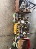 Lg. lot of canning jars & supplies  - NO SHIPPING NO SHIPPING