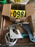 Truck bed anchors, tape, sockets  - NO SHIPPING NO SHIPPING