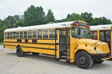 2009 International CE300 MaxxForce DT Bus