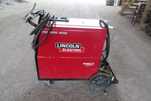 Lincoln Electric 216 Power Mig Welder