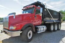 2016 International 5900i SBA 124 6X4 Dump Truck