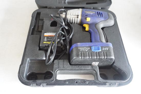 Goodyear 24-Volt Drill